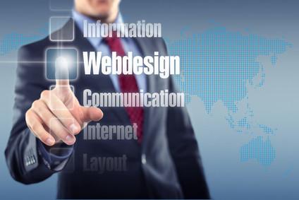 Gestaltungsgrundsätze einer Website